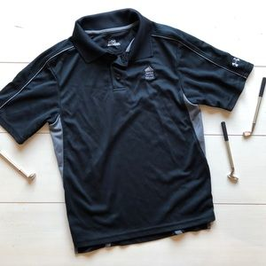 NWOT!! Under Armour Moisture Wicking Golf Polo